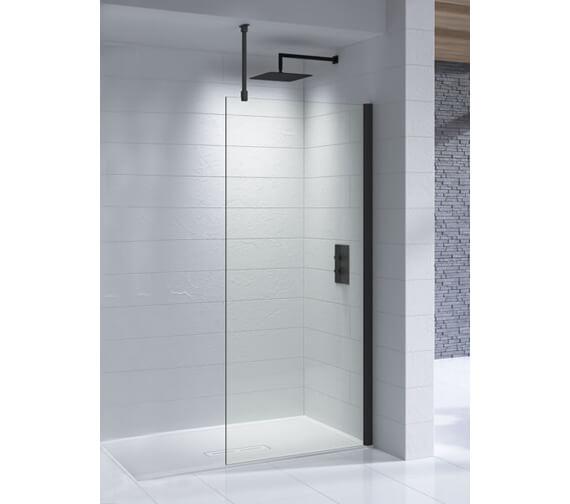Kudos Ultimate Black Flat Glass Corner Pack