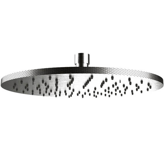 Crosswater Union Wall Mounted 250mm Round Showerhead