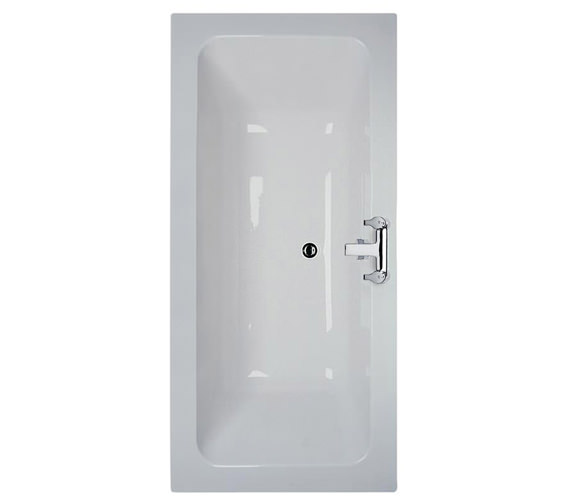 Ideal Standard Tempo 1700 x 800mm Double Ended Idealform Plus Bath