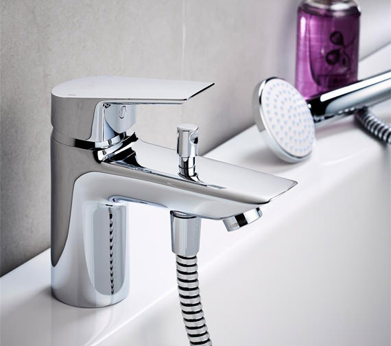 Ideal Standard Tesi Single Lever Bath Shower Mixer Tap