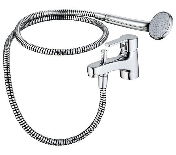 Ideal Standard Calista Single Lever 1 Tap Hole Bath Shower Mixer Tap