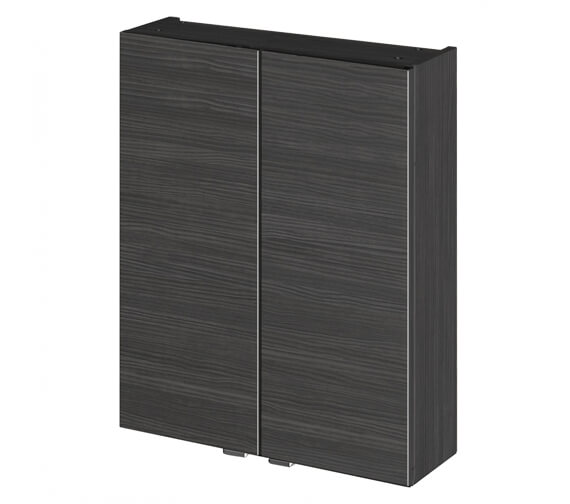 Alternate image of Hudson Reed Fusion 500 x 180mm Compact Wall Unit