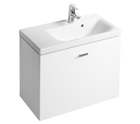 Ideal Standards Concept Space 700mm Wall Hung Unit With Basin