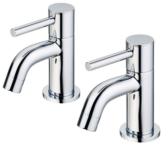 Ideal Standard Ceraline Pair Of Bath Pillar Taps