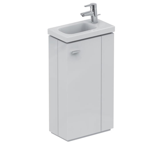 Additional image of Ideal Standards Concept Space 450mm Floor Standing Unit With Guest Washbasin