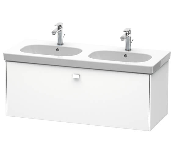 Duravit Brioso Wall Mounted 1170mm 1 Drawer Vanity Unit For D-Code Basin
