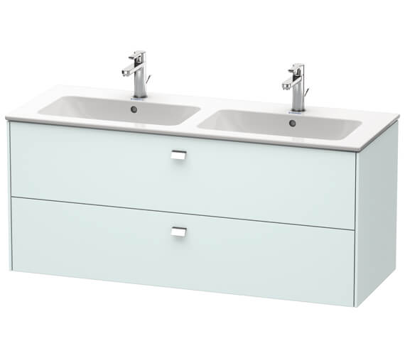 Alternate image of Duravit Brioso Wall Mounted 1290mm 2 Drawer Vanity Unit For ME by Starck