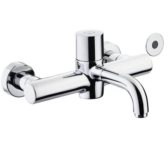 Armitage Shanks Markwik 21+ Panel Mounted Time Flow Sensor Thermostatic Basin Mixer Tap