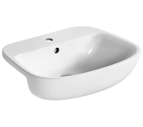 Ideal Standard Studio Echo 550mm Semi Countertop Washbasin