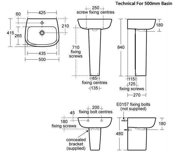 Technical drawing QS-V96133 / E156601