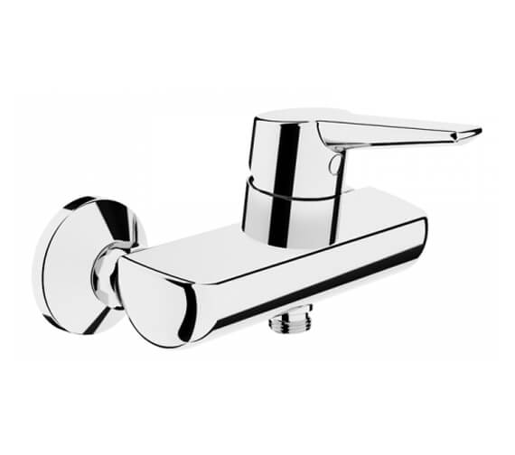 VitrA Solid S Wall Mounted Shower Mixer Valve