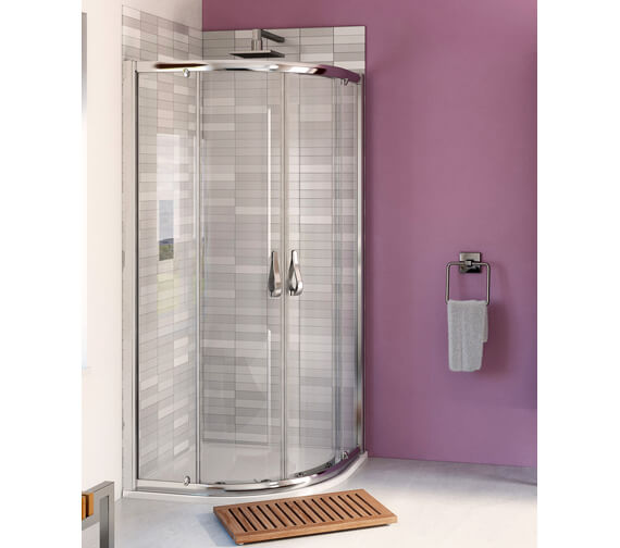 Aqua 6 Quadrant Shower Enclosure 800mm