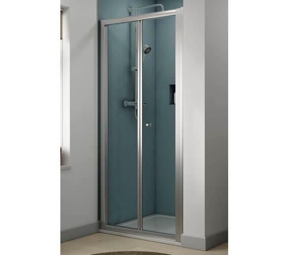 Aqualux Origin 6 1900mm High Bi-Fold Shower Door