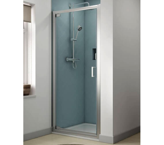 Aqualux Origin 760mm Pivot Shower Door