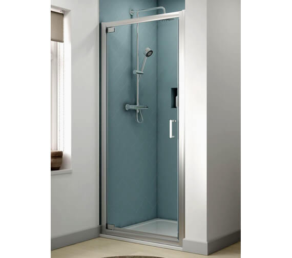 Aqualux Origin 800mm Pivot Shower Door