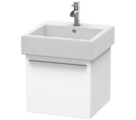 Duravit Fogo Wall Mounted 1 Drawer Vanity Unit For Vero Basin