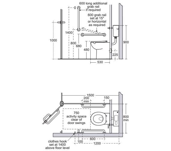 Technical drawing QS-V89424 / S0681AC