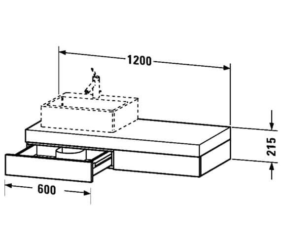 Technical drawing QS-V48465 / FO852401818