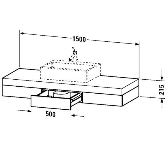 Technical drawing QS-V59601 / FO852701818