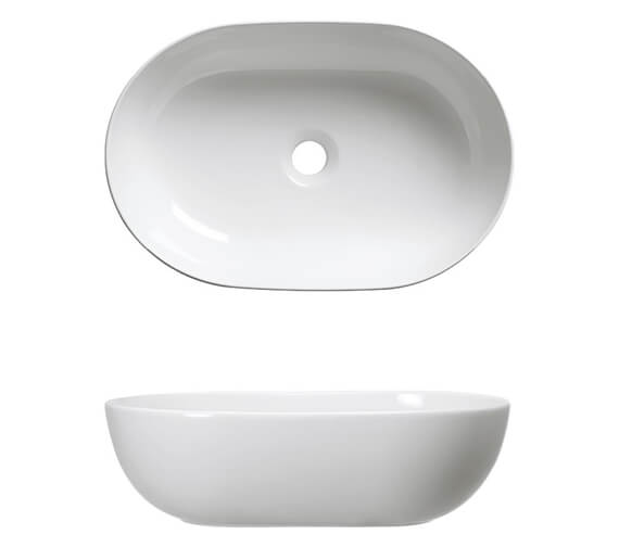 Alternate image of Crosswater Avilas Countertop Basin