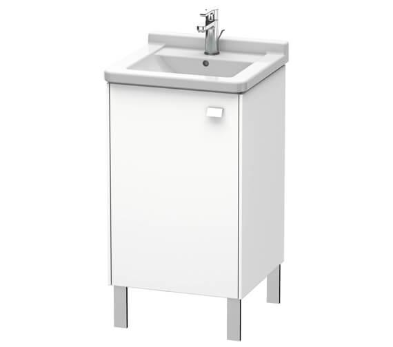 Duravit Brioso Floor Standing 1 Door Vanity Unit For Starck 3 Basin