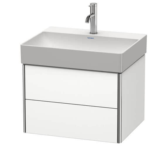 Duravit XSquare Wall Mounted 2 Drawers Vanity Unit