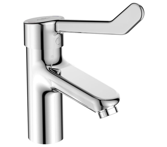 Armitage Shanks Contour 21+ Single Lever Copper Tails Basin Mixer Tap - With Elongated Lever