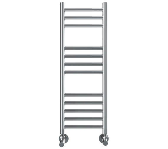 Vogue Chube 300mm Width Stainless Steel Straight Towel Rail