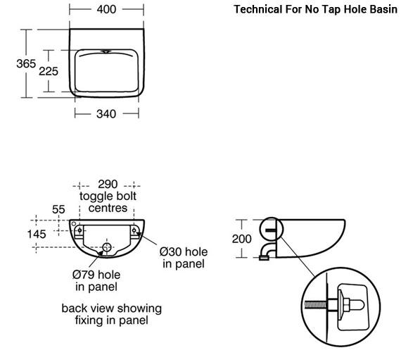 Technical drawing QS-V96085 / S0679HY