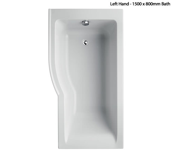 Ideal Standard Concept Air Idealform Shower Bath
