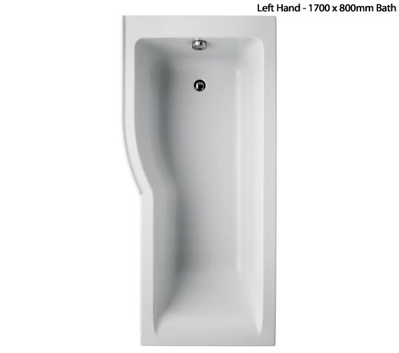 Additional image of Ideal Standard Concept Air Idealform Shower Bath