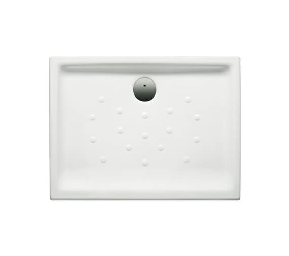 Additional image of Roca Malta 80mm High Shower Tray With Anti-Slip Base