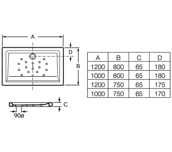 Technical drawing QS-V92048 / 373506000