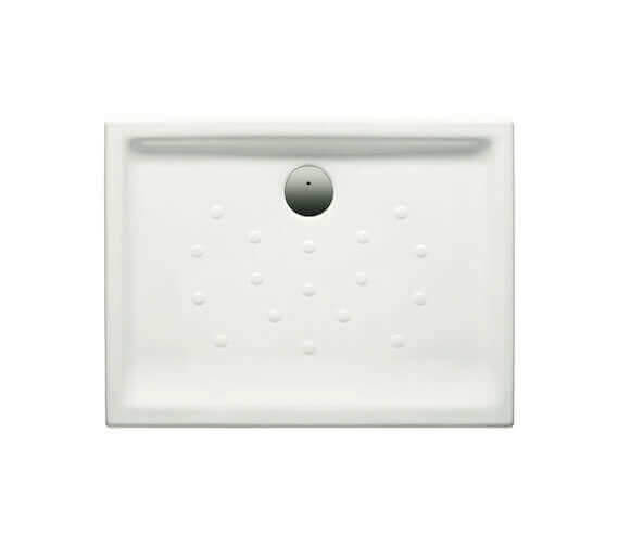 Additional image of Roca Malta 65mm High Shower Tray With Anti-Slip Base