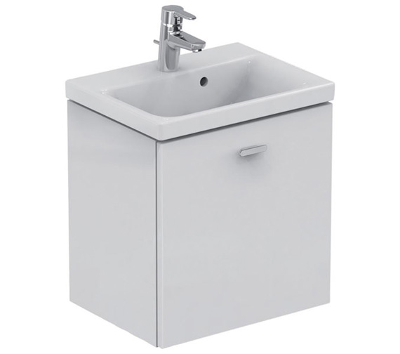Ideal Standards Concept Space 500mm Wall Hung Unit With Basin