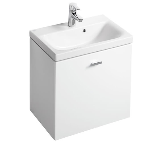 Ideal Standards Concept Space 550mm Wall Hung Unit With Basin