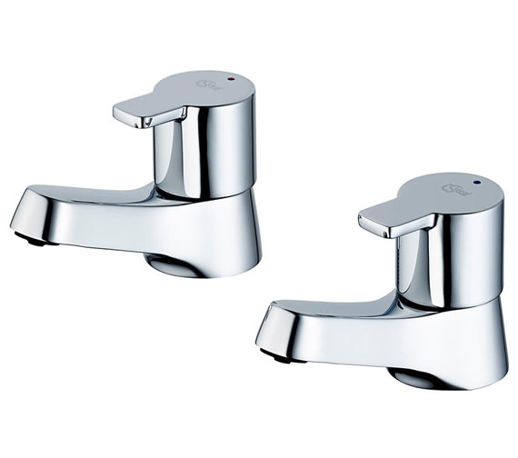 Ideal Standard Calista Pair Of Basin Pillar Tap