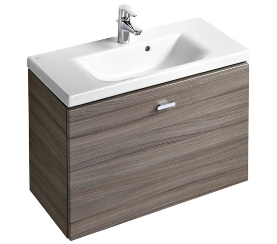 Ideal Standards Concept Space 800mm Wall Hung Unit With Basin