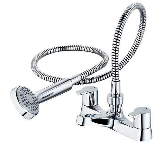 Ideal Standard Calista Dual Control Bath Shower Mixer Tap