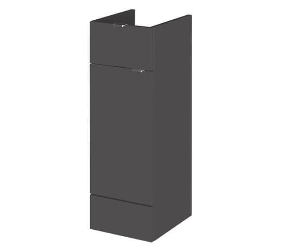 Alternate image of Hudson Reed Fusion 300 x 355mm Floorstanding Drawer Lined Unit