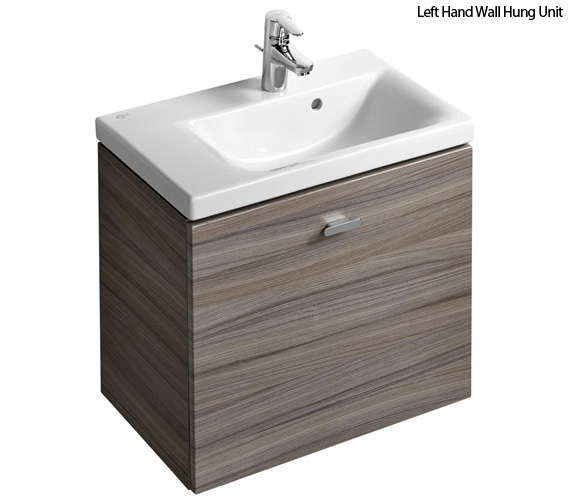 Ideal Standards Concept Space 600mm Wall Hung Unit With Basin