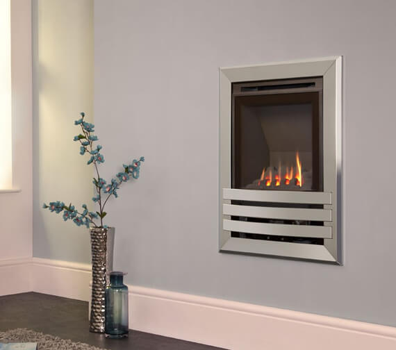 Flavel Windsor Contemporary HE Wall Inset Gas Fire
