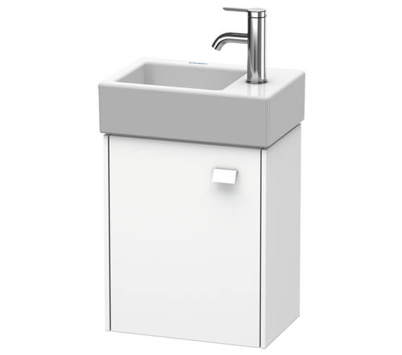 Duravit Brioso Wall Mounted 364mm Wide 1 Door Vanity Unit With Vero Air Basin