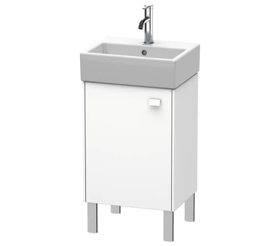 Duravit Brioso Floor Standing 434mm Wide 1 Door Vanity Unit For Vero Air Basin