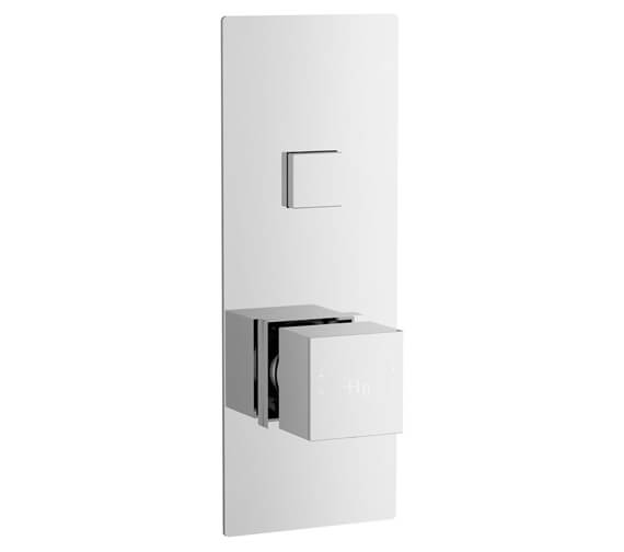 Hudson Reed Ignite Square Thermostatic Shower Valve