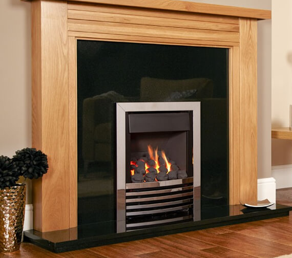 Flavel Expression Plus Open Fronted High Efficiency Gas Fire