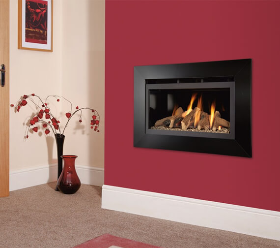Flavel Jazz Hole-In-The-Wall Balanced Flue Gas Fire