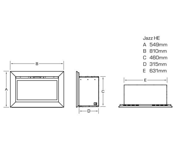 Technical drawing QS-V24043 / FHCL02RN