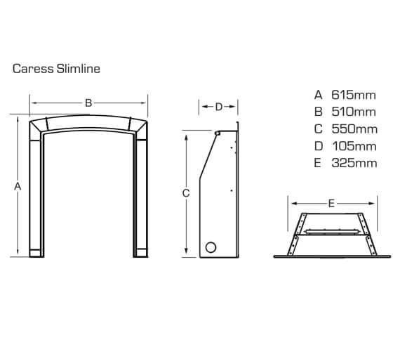 Technical drawing QS-V39733 / FNVCBCSN