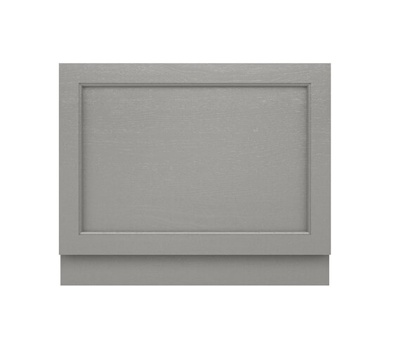 Alternate image of Old London 700mm Storm Grey Bath End Panel